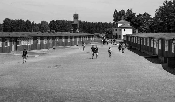 Sachsenhausen Memorial and Museum